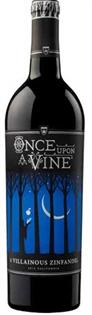 Once Upon A Vine Zinfandel A Villainous 750ml